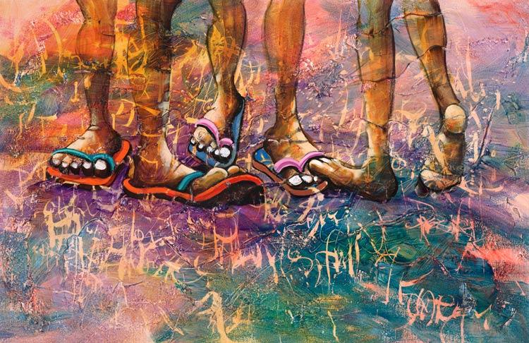 Donald-James-Waters-Artwork-Flirt