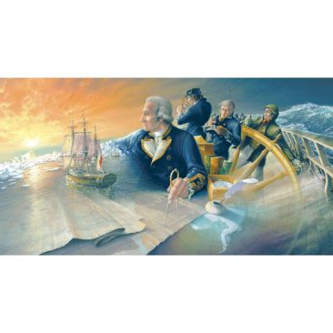 Captain James Cook: First To The Farthest South