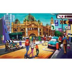 Flinders Street Hub